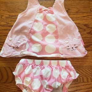 Le Top Polka Dot Top and Bloomers